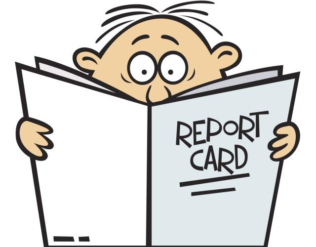 community report card conferences wednesday february 14th at 9 00