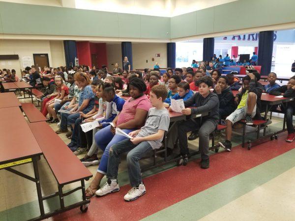 GMS 5th Grade Transition Meeting