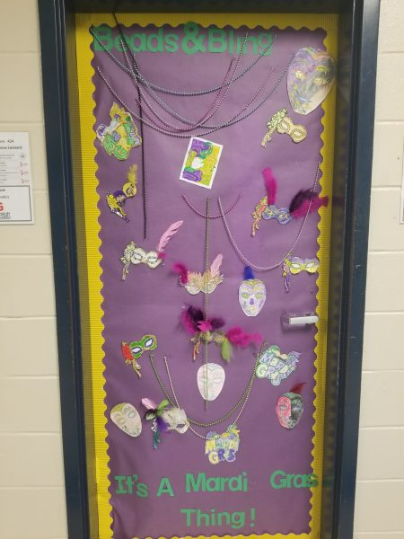 Homecoming Door Decorating Contest Greenville Middle School